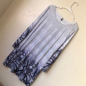 Dresses & Skirts - Long-sleeve Mini Dress